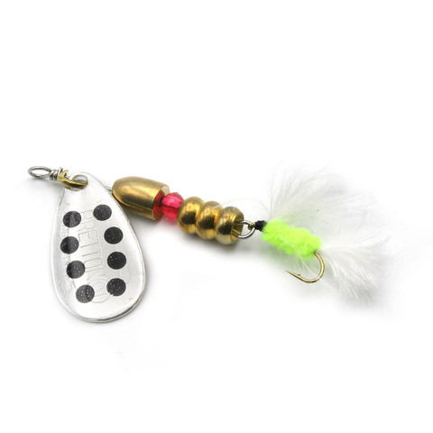 Блесна Fishycat Bretton Streamer - №2 / SBD