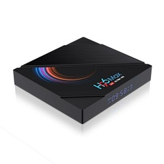 Смарт TV Box H96 MAX H616 6К 4/64 Гб wi-fi 2.4 и 5.0 GHz Android 10.0