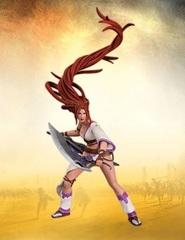 Heavenly Sword — Nariko
