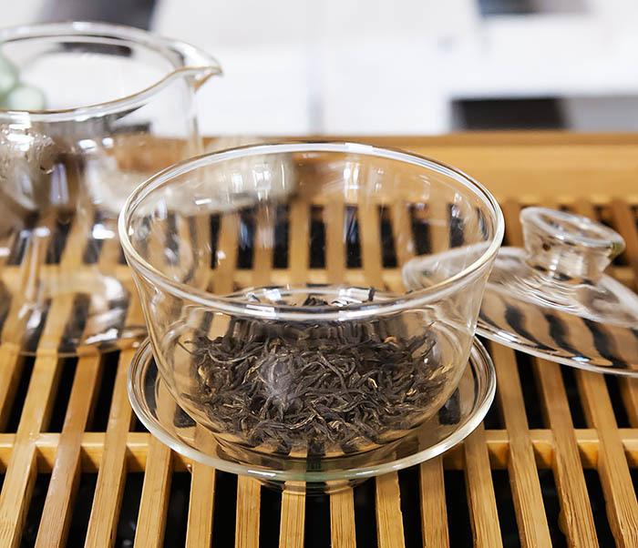 TEA-CH110 Китайский красный чай «Серебряные Брови» (Инь Цзюнь Мэй, 50 гр) фото 08