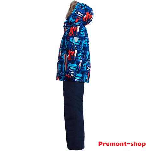 Костюм Premont Сам-Форд WP92262 BLUE