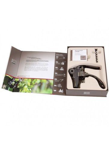 Штопор для вина механический, артикул 200350, цвет Basalte, Серия Baltaz