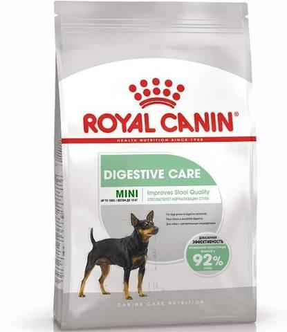 Royal Canin Mini Digestive Care для собак мелких пород с чувствительным пищеварением 3 кг