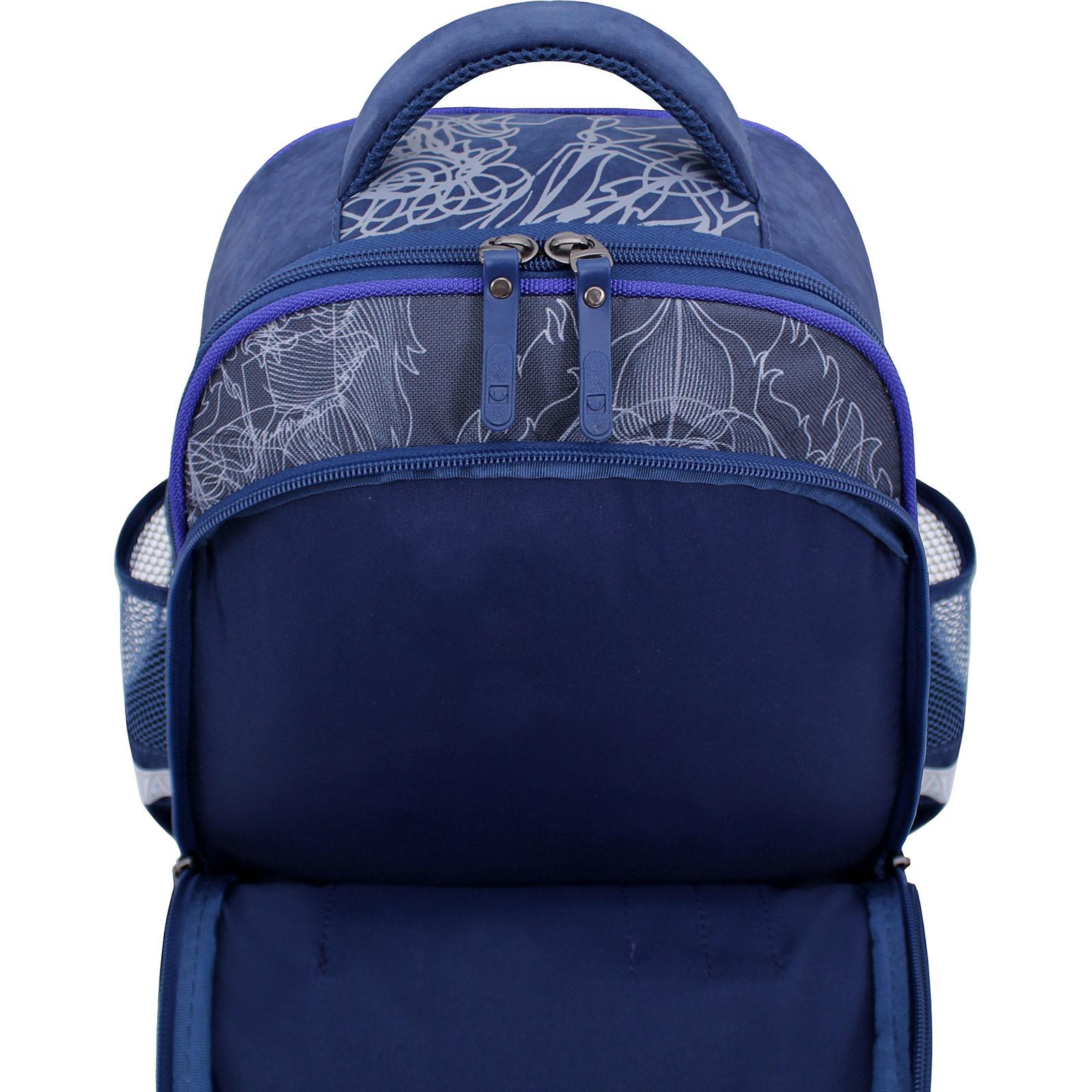 Рюкзак школьный Bagland Mouse 225 синий 506 (0051370) фото 5