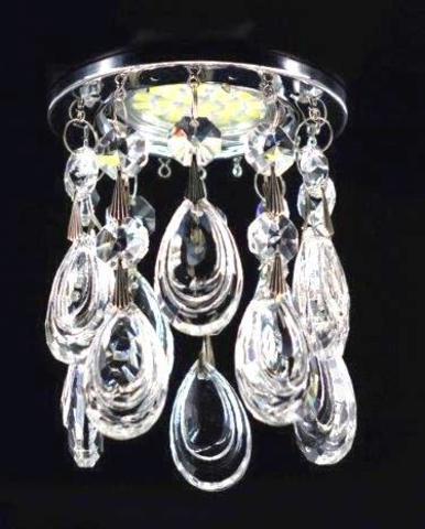 Встраиваемый светильник 3226-8C Хром