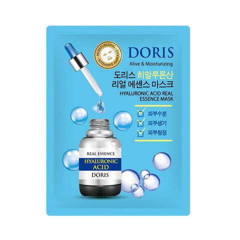Тканевая маска для лица с гиалуроновой кислотой Doris
