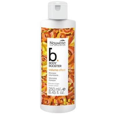 Шампунь Nouvelle Body Booster Volume Effect Shampoo для тонких волос 250 мл