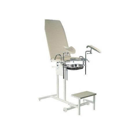 Кресло гинекологическое КГ-1 (ручной привод) - фото