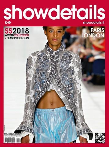Журнал мод. SHOWDETAILS (Париж, Лондон) весна-лето 2018г.