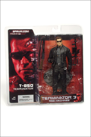 Terminator 3 Т-850 Terminator
