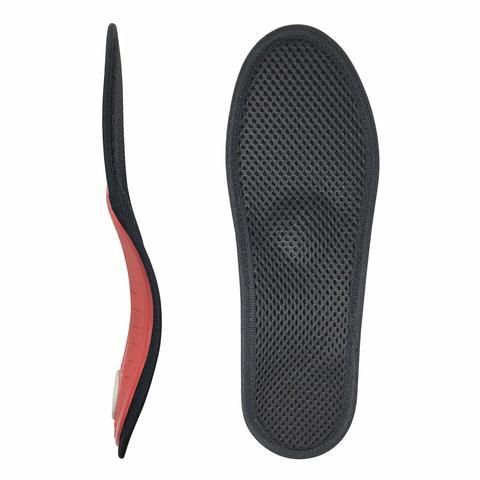 Стельки на вентилируемой 3Д-сетке с супер-амортизацией: для спорта и долгих прогулок