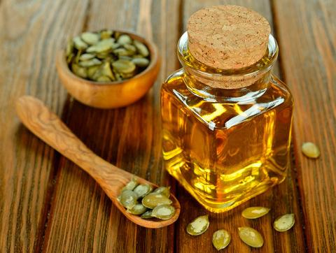 Фреш - масло из тыквенных семечек очищенных