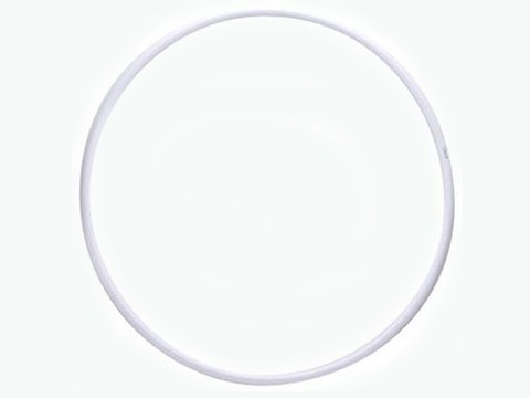 Обруч гимнастический ЭНСО (аналог Сасаки). Диаметр 70 см.
