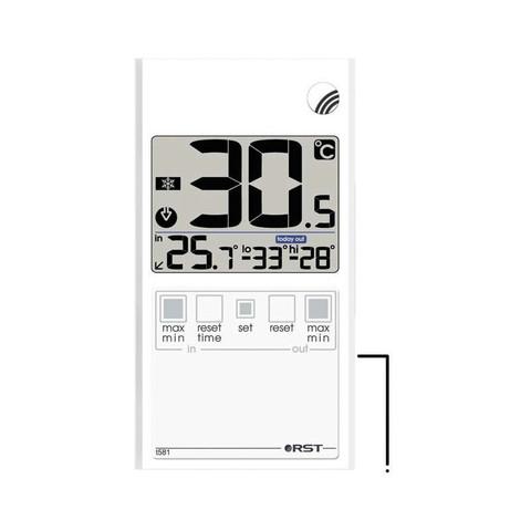 Термометр рамный RST 01581
