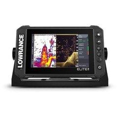 Эхолот Lowrance Elite FS 7 с датчиком Active Imaging 3-в-1