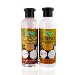 Шампунь и кондиционер для волос Кокос, Bio Way