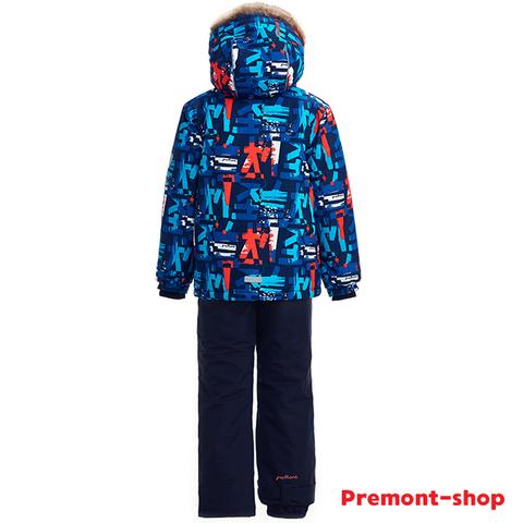Комплект Premont для мальчика Сам-Форд WP92262 BLUE