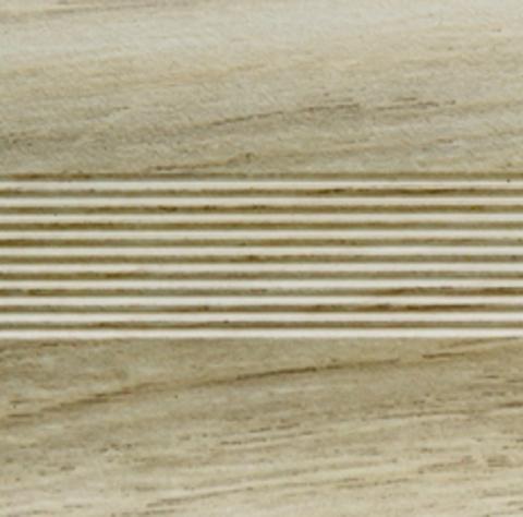Русский профиль Кант полукруглый 40мм 0,9 дуб аляска