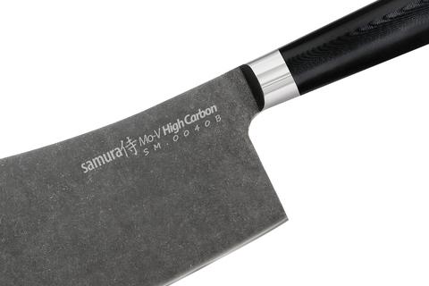 Топорик для рубки Samura Mo-V Stonewash