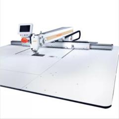 Фото: Многофункциональная компьютеризированная автоматическая машина циклического шитья TOPSEW 13090 с полем шитья 130*90 см