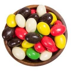 Миндаль в цветной шоколадной глазури 500 гр.