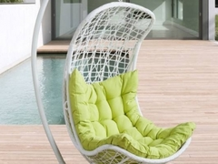 Подвесное кресло из искусственного ротанга «Виши» (4SIS)