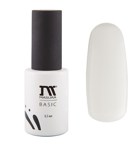 Masura/White Base/Белая основа для гель лака купить за 390руб