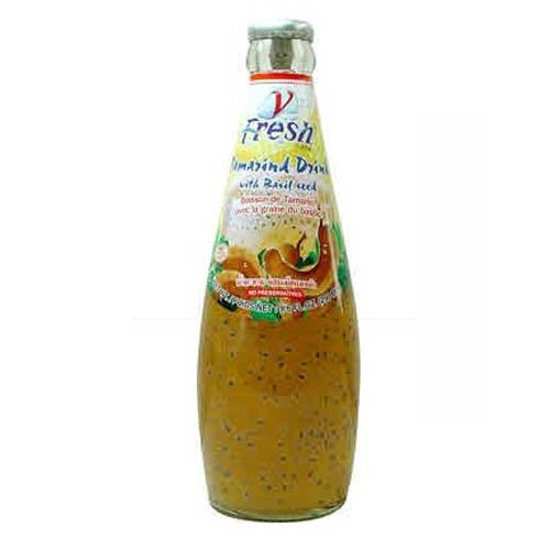 Тамариндовый напиток V- Fresh, 390 мл
