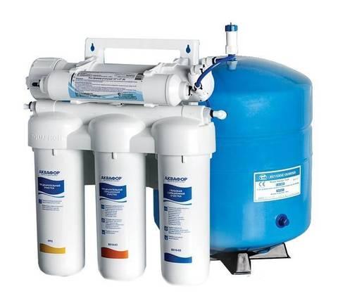 Водоочиститель Аквафор-ОСМО исполнение Аквафор-ОСМО-050-5-А, арт.и5583