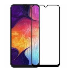 Защитное стекло Full Screen 5D для Samsung Galaxy A30, черное