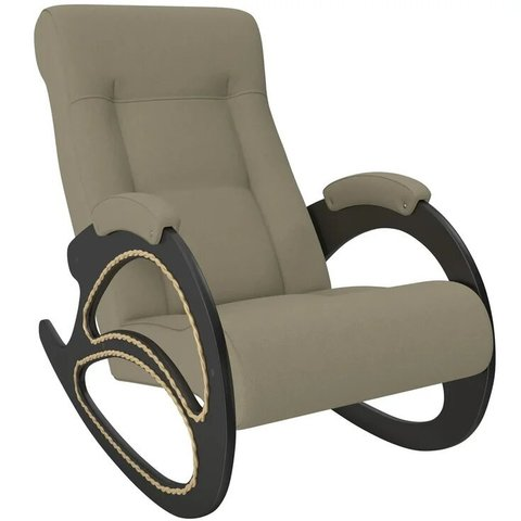 Кресло-качалка Комфорт Модель 4 венге/Montana 904