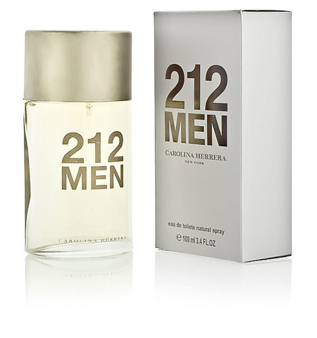 212 Men Carolina Herrera, 100ml, Edt
