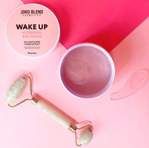 Гідрогелеві патчі під очі Wake Up Joko Blend (2)