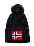 Napapijri шапка Semiury 3 черный
