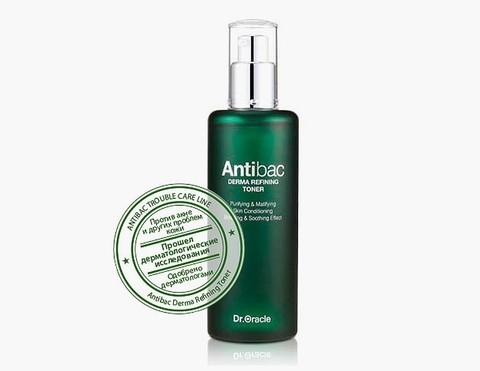 Dr.Oracle Antibac Derma Refining Toner 130 ml