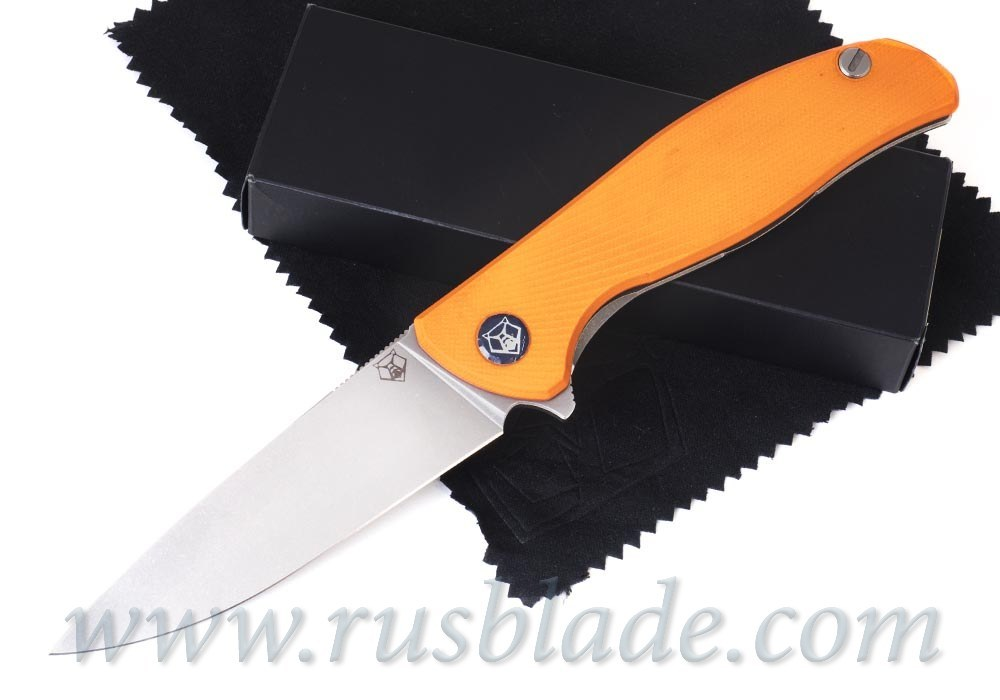 Shirogorov Hati M390 G10 orange