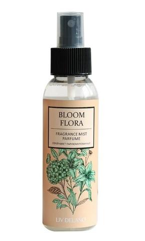 Liv-delano Спрей-мист парфюмированный Bloom Flora 100 мл