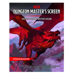 Dungeon Master's Screen (на немецком языке)