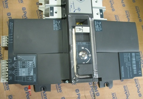 Контроллер с переключателем 100А / CTI C/O SWITCH 100A/400V АРТ: 10000-13975