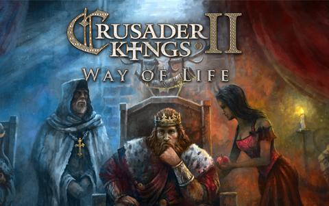 Crusader Kings II: Way of Life - Expansion (для ПК, цифровой ключ)