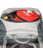 Картинка рюкзак туристический Deuter Climber Turquoise-Granite - 3