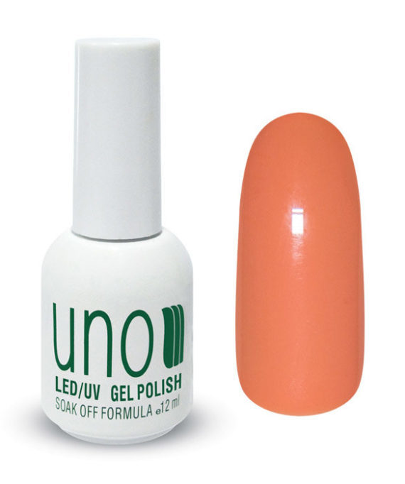 UNO Гель-лак UNO № 444, Абрикосовый, Apricot, 12 мл gel-lak-uno-444-abrikosovyj-apricot-12ml.jpeg