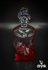 Набор для виски Quadro, красный, фото 3