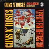 Guns N' Roses / Appetite For Destruction 1 (Пазл)