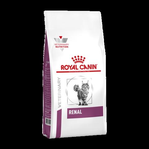 Royal Canin Renal RF Сухой корм для кошек с почечной недостаточностью