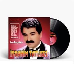 Vinil \ Пластинка \ Vynil İBRAHİM TATLISES - ACI GERÇEKLER / LP