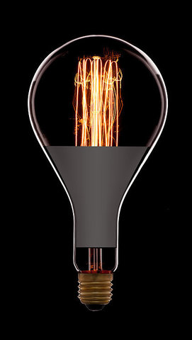 Ретро лампа Эдисон PS160R