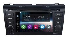 Штатная магнитола FarCar s200 для Mazda 3 04-09 на Android (V161)