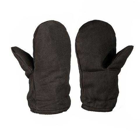 Утепленные рабочие рукавицы