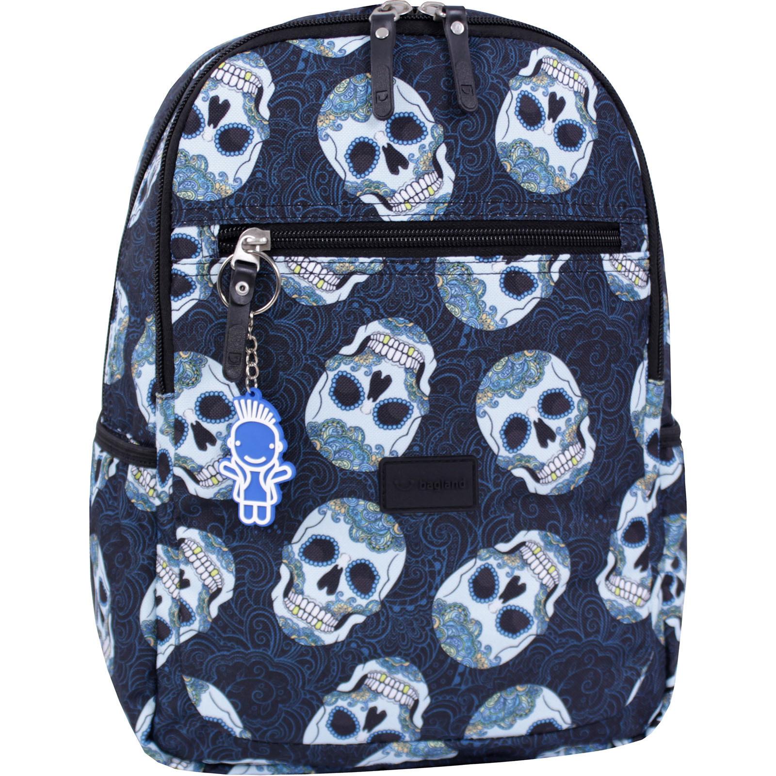 Молодежные рюкзаки Рюкзак Bagland Young 13 л. сублімація 444 (00510664) IMG_7858_суб.444_.JPG